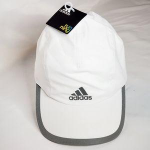 Adidas Running Climalite Cap w/ Reflectivity